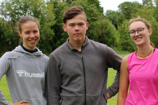Trys lengvaatlečiai pakviesti atstovauti jaunių ir jaunimo rinktinę
