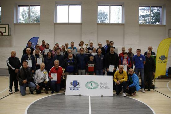Įvyko antrasis Plungės rajono seniūnijų žaidynių etapas