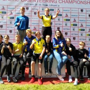 Baltijos šalių orientavimosi sporto čempionatas