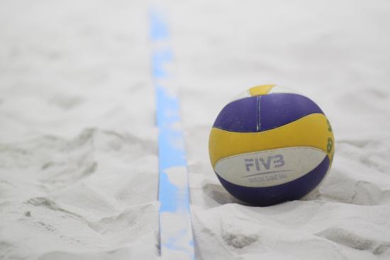 Paplūdimio tinklinio turnyre iškovotos prizinės vietos