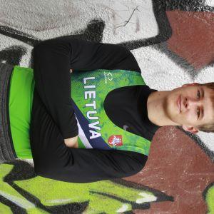 Edvinas Šakinis atstovavo rinktinę Pasaulio jaunių kanojų sprinto čempionate