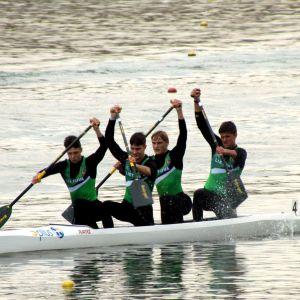 Olimpinių vilčių regatoje iškovoti aukso medaliai